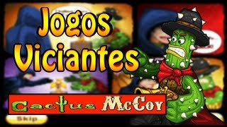 O JOGO MAIS VICIANTE DA INTERNET CACTUS MCCOY 2