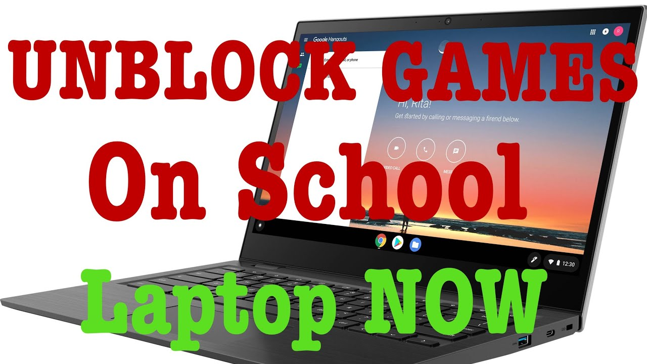 How To UNBLOCK SITES On ACHROMEBOOK/COMPUTER IN 2021