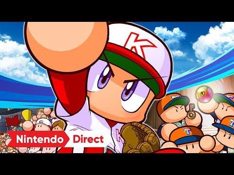 実況パワフルプロ野球 [Nintendo Direct 2019.2.14]