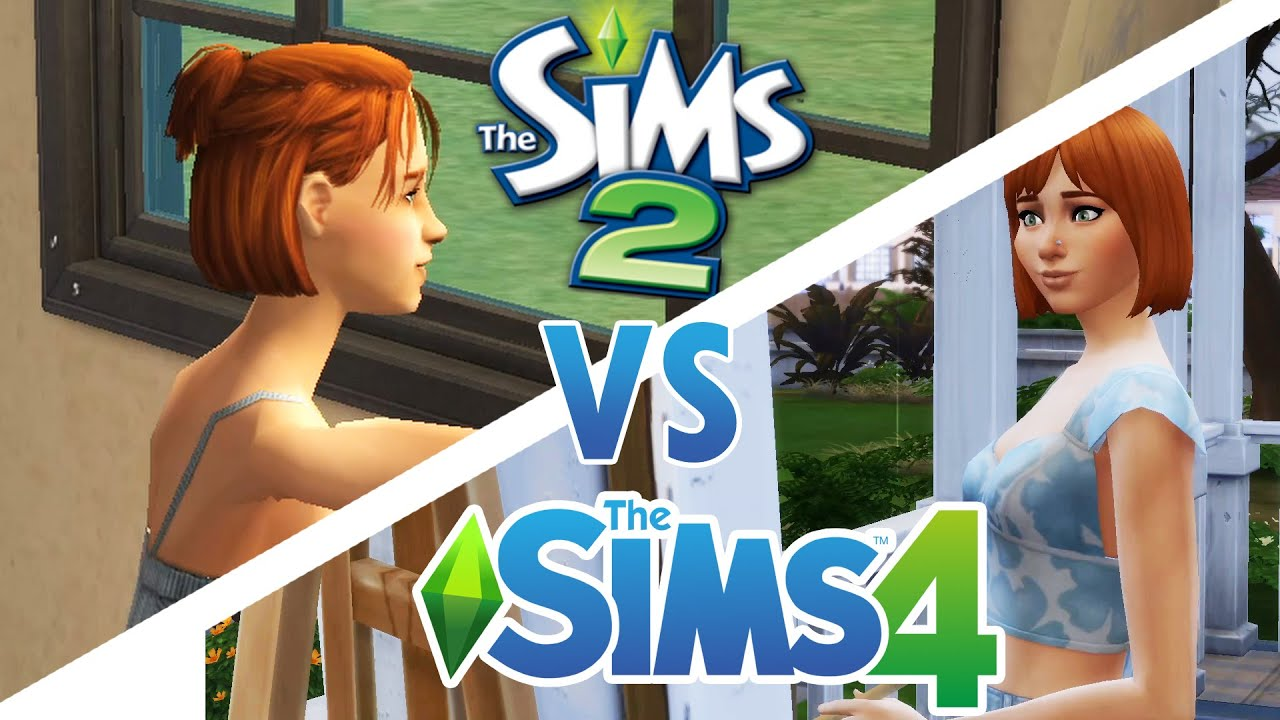 Is the Sims 2 BETTER Than The Sims 4? (Spoiler: not really)