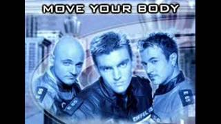 EIFFEL 65 MOVE YOUR BODY EXTENDED MIX