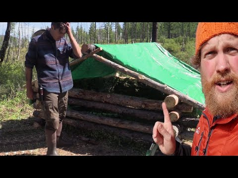 Is An Awesome Survival Shelters Enough ? History's Alone season 5 episode 2 Review S05E02