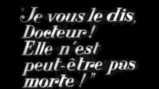 """Excerpts from """"La chute de la maison Usher"""" (Jean Epstein, 1928)"""