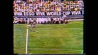 england v brazil 1970 world cup 2nd half in full bbc commentary