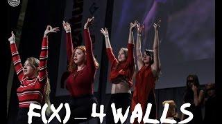 에프엑스 f(x) - 4 Walls  dance by DIY [Aniventure 2016]