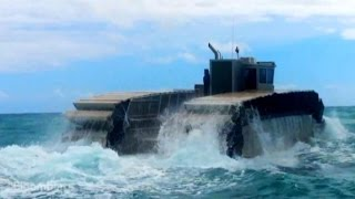 Marine's New Sea Beast: Amphibious Assault Vehicle