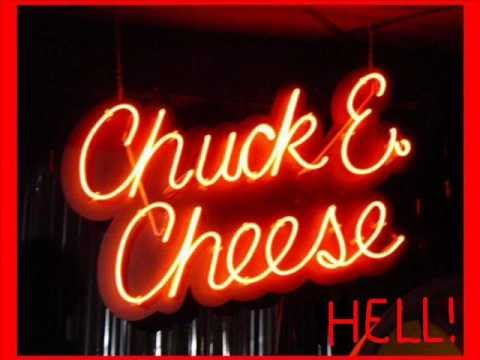 tim wilson - chuck e cheese hell