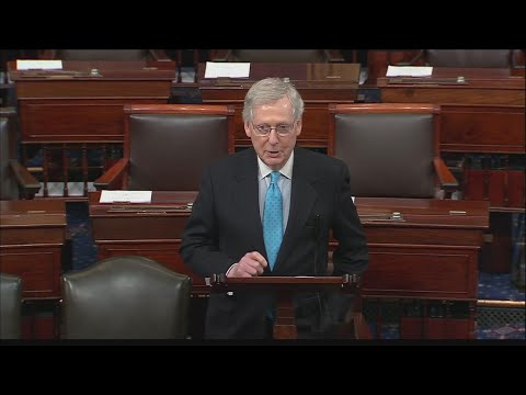 McConnell pushes back at Democrats over proposal to make Election Day federal holiday Mp3