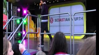 Sebastian Wurth - Pulling My Heart String - Toggo Tour 12.05.12