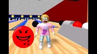 Roblox Escape The Bowling Alley Obby With Molly!