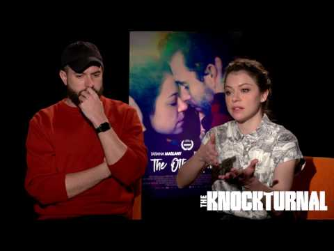 Tatiana Maslany and Tom Cullen Talk 'The Other Half'