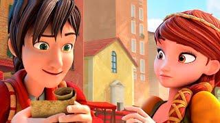 5 мультфильмов рекомендовано к просмотру