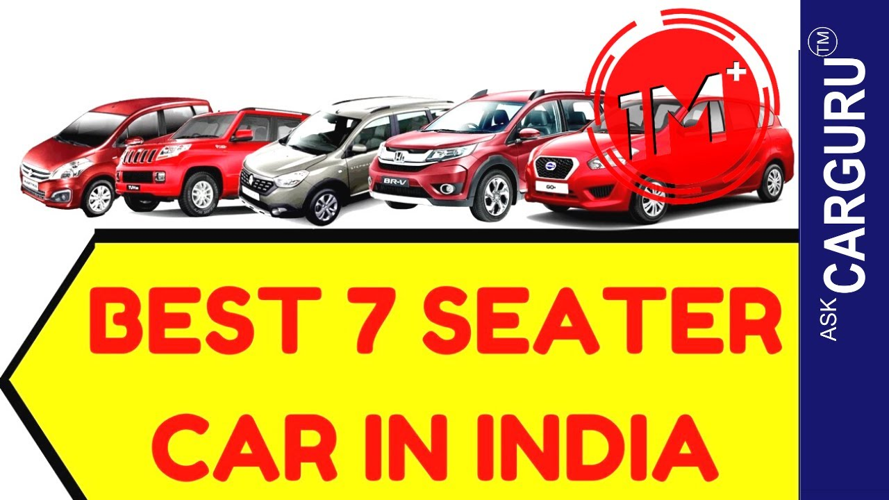 Best 7 Seater Car In India Carguru ह न द म Tuv 300
