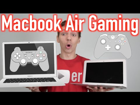 Can You Game on a Macbook Air?