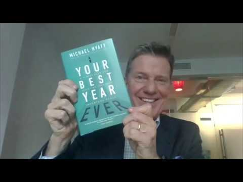 Your Best year Ever by Michael Hyatt Mp3