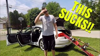 5 Things I HATE about my 2007 AUDI S8!!