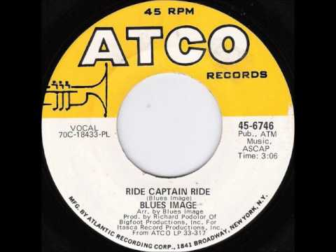 Blues Image - Ride Captain Ride