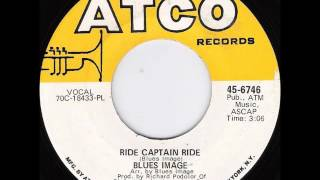 Blues Image Ride Captain Ride