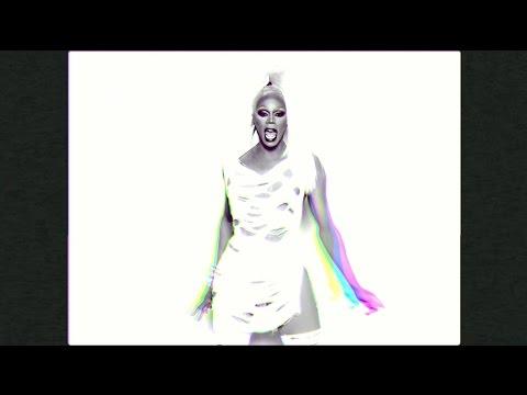 RuPaul - Born Naked (Stadium Remix) Official Music Video