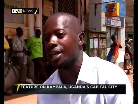 Feature on Kampala, Uganda's capital city | TVC News