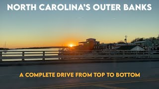 Dashboard Tour: The ENTIRE Outer Banks of North Carolina