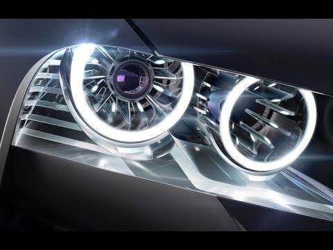 WORLDS MOST ADVANCED LED Car Headlight Technology by Audi