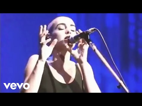 Sinead O Connor Nothing Compares 2 U Live In Europe 1990 Youtube