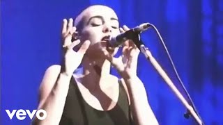 Sinéad O'Connor - Nothing Compares 2 U (Live In Europe 1990)