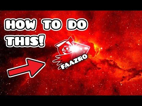 How To Make A Cool Geometry Dash Profile Picture!   Faazro