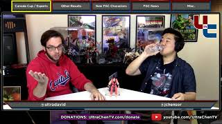 Tuesday 7.36.0: Canada Cup: Issues and Esports + FGC, Smash Ultimate Leak Rumors, Etc. (2018-10-30)