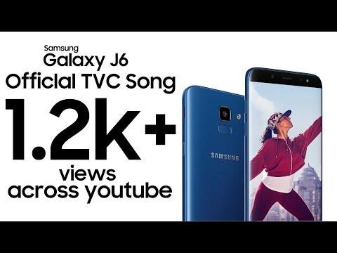 Samsung Galaxy J6 & J8 Official TVC Song by Ed Sheeran, Lyrics in description