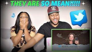 Celebrities Read Mean Tweets #10 REACTION!!!