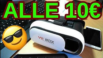 VR BOX 2.0 virtuaalilasit Arvostelu