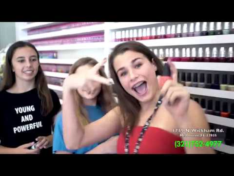 GRAND OPENING QUEEN NAILS SPA IN MELBOURNE FLORIDA