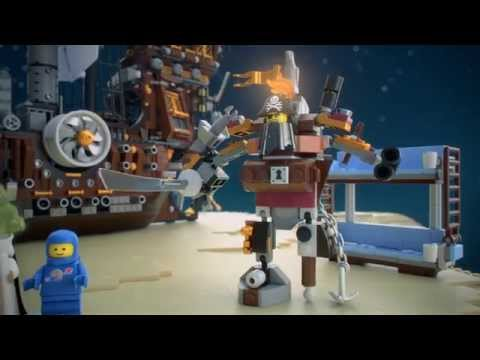 MetalBeard's Sea Cow - The LEGO Movie - 70810