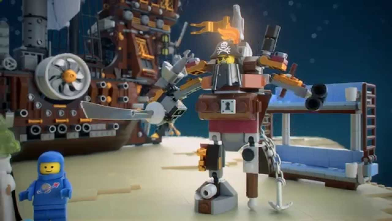 Metalbeard S Sea Cow The Lego Movie 70810 Youtube