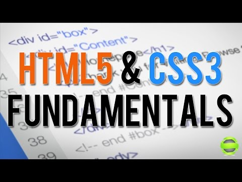 HTML5 And CSS3 Fundamentals - Streaming Video Content