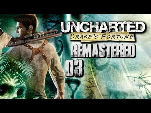 Uncharted: Fortuna Drake'a (03) Szukając Eleny