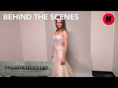 Shadowhunters   Behind the Scenes Season 1, Episode 12: Making An Episode   Freeform