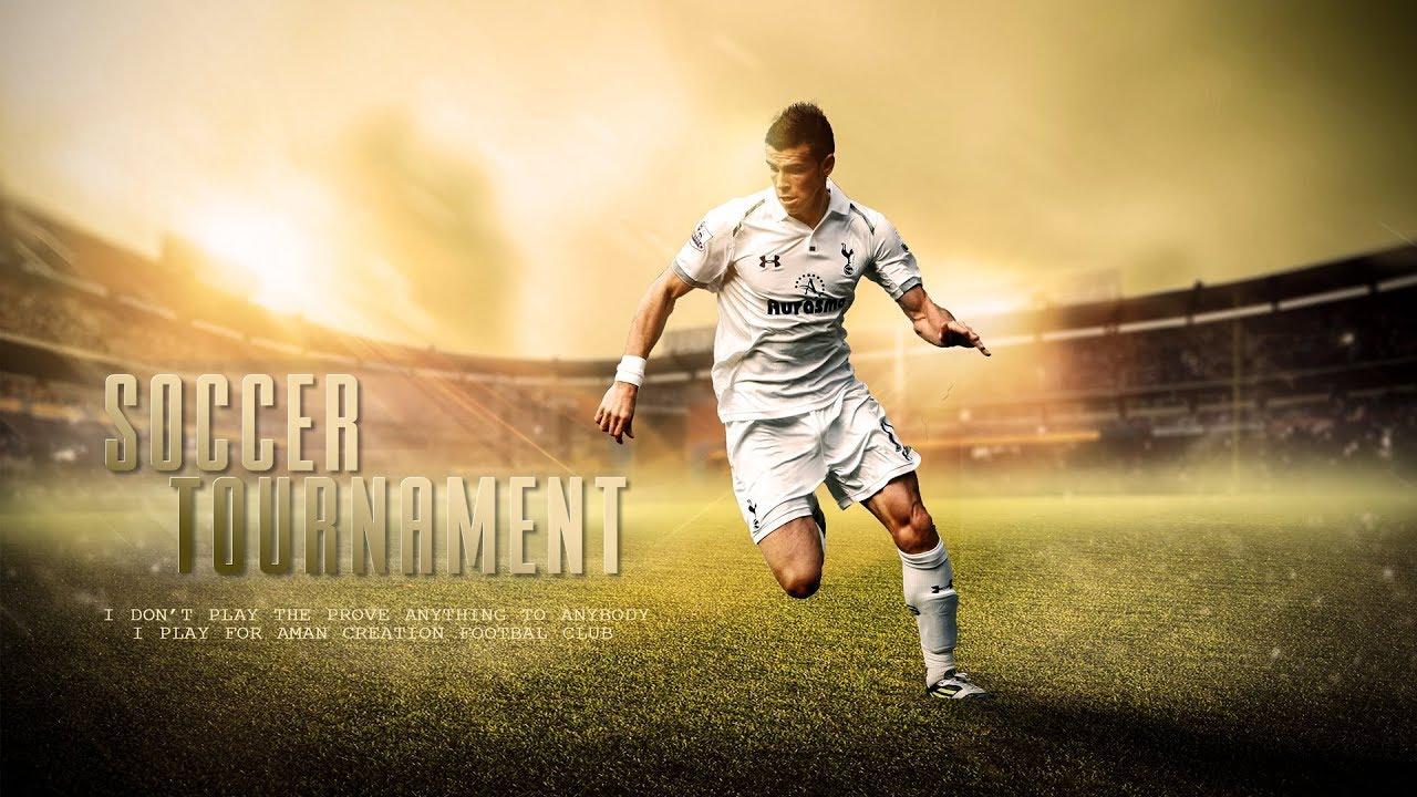 Best Soccer Tournament Flyer Design - Design Freebie