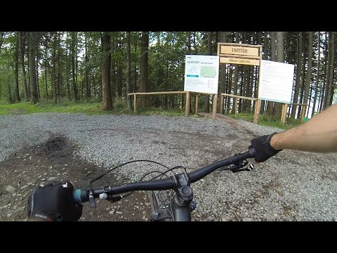 Twister - Enduro Trails Bielsko-Biała (gimbal)