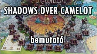 Shadows over Camelot - társasjáték bemutató