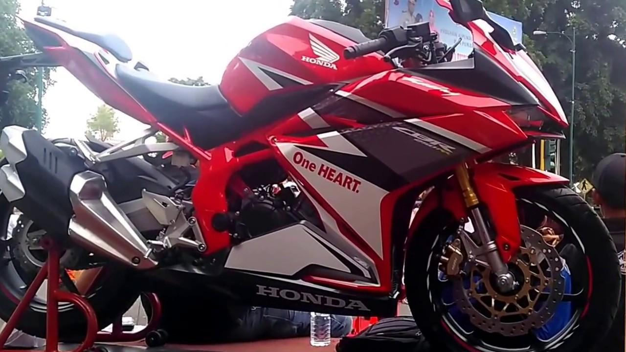 Honda Cbr 250cc Merah Review Youtube