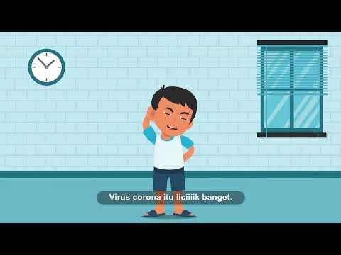 Lindungi Diri dan Keluarga dari Virus Korona