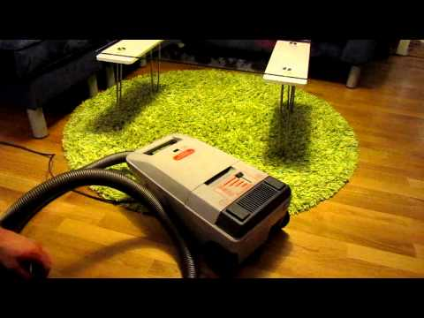 Asea Skandia DS1000 electronic vacuum cleaner from 1987-88
