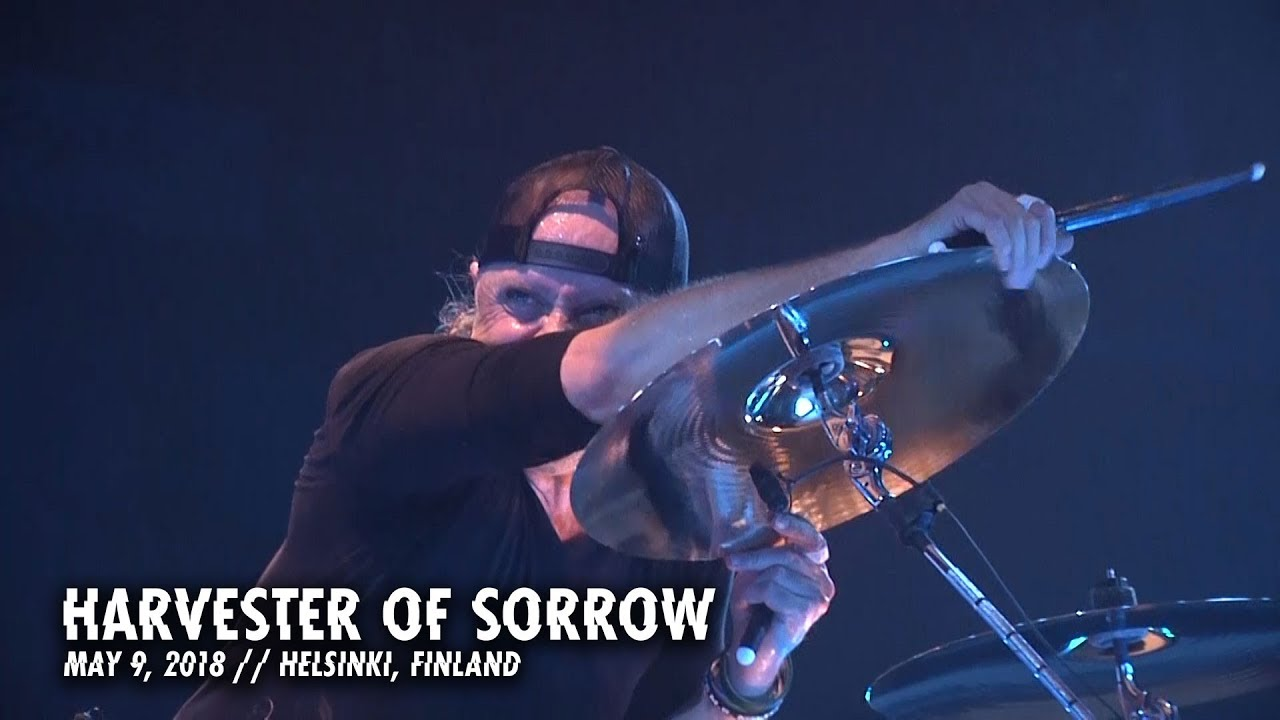 Metallica: Harvester of Sorrow (Helsinki, Finland — May 9, 2018)