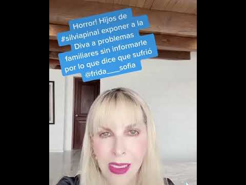 Shanik Berman arremete contra hijos de Silvia Pinal por exponerla a denuncia de Frida Sofia