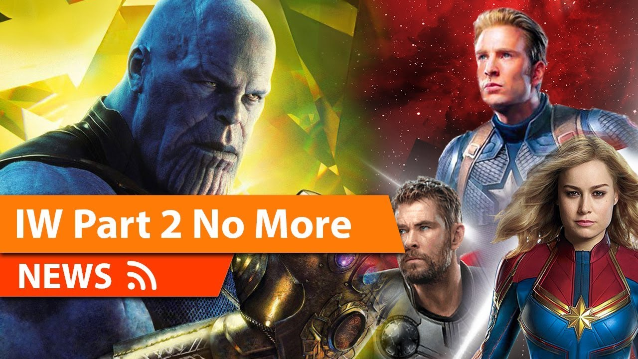 WHY Avengers Endgame is NOT Avengers Infinity War Part 2 Explained
