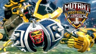 Mutant Football League - Console Launch Trailer
