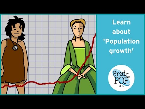 BrainPOP UK - Population Growth